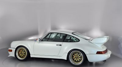 1993 Porsche 911 Carrera RSR wheels photo