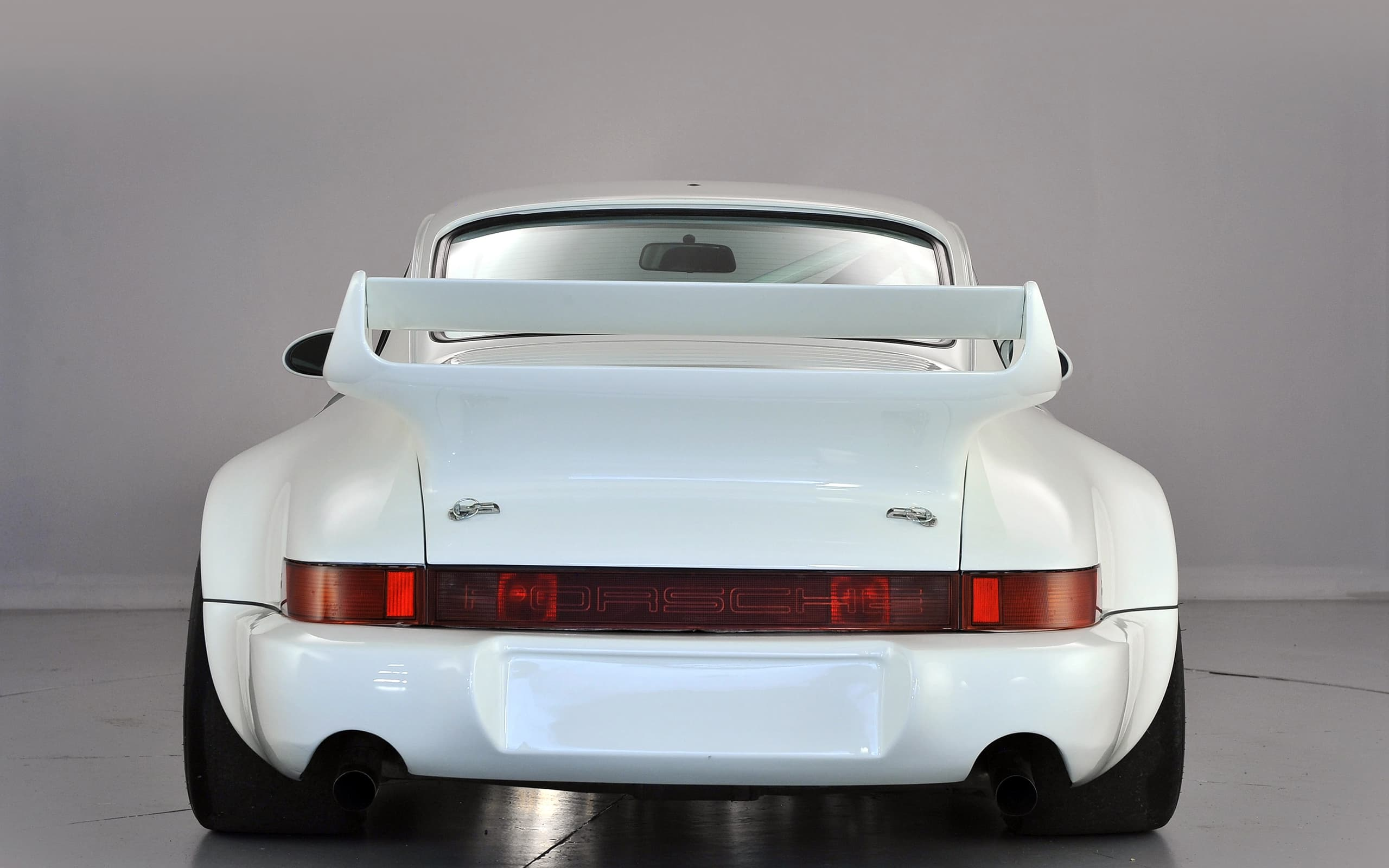 1993 Porsche 911 Carrera RSR rear HR wallpaper