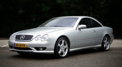 2001 Mercedes-Benz CL 63 AMG HQ wallpaper