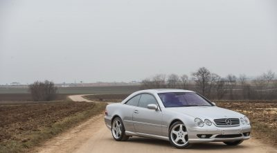 2001 Mercedes-Benz CL 63 AMG desktop Wallpaper