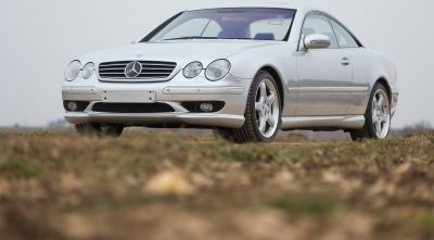 2001 Mercedes-Benz CL 63 AMG wallpapers