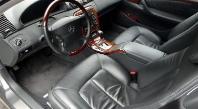2001 Mercedes-Benz CL 63 AMG interior 2016 images
