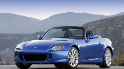 blue 2003 Honda S2000 High Quality wallpaper