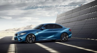 2016 BMW M2 Coupe wallpapers
