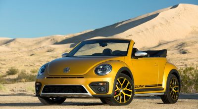 HD 2016 Volkswagen Beetle Dune Convertible wallpaper