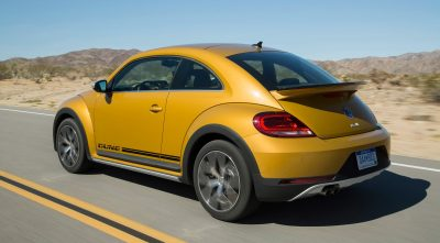 2017 Volkswagen Beetle Dune HQ wallpaper