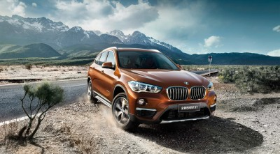 BMW X1 2016 High Resolution