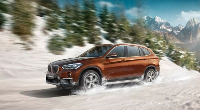 BMW X1 2016 Red