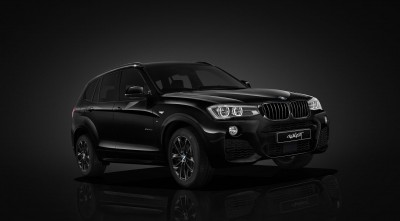 BMW X3 2017 wallpapers