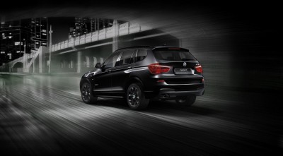 Picture of BMW X3 2017 desktop