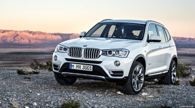 BMW X3 2017 SUV for Desktop