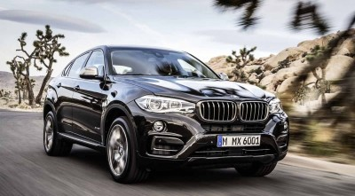 BMW X3 2017 M Sport High Resolution