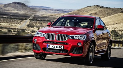 BMW X3 2017 Red Photo HD