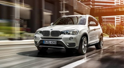 BMW X3 2017 White, City, Front new pics