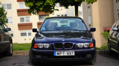 BMW e39 540i 1996 HQ wallpaper