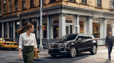 Cadillac XT5 2017 HD wallpaper