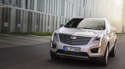 Cadillac XT5 2017 Gray Photo HD
