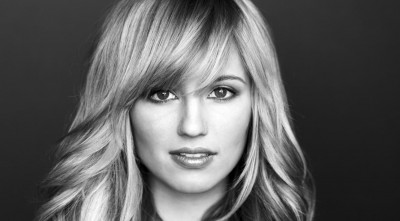 HD Dianna Agron Black And White wallpapers High Quality