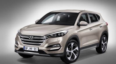 Hyundai Tucson 2016 wallpapers