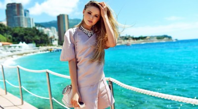 Kristina Bazan In Monaco Wallpapers 1080p
