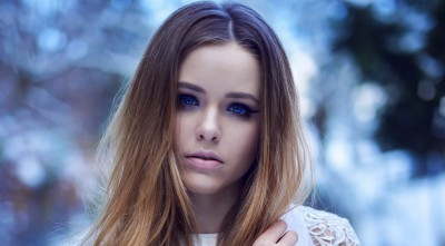 Kristina Bazan Winter High Quality wallpaper