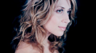 Lara Fabian Black Wallpaper 2016