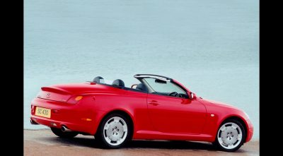 Lexus SC430 2001 HQ wallpaper