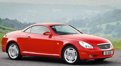 Lexus SC430 2001 desktop Wallpaper