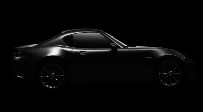 Mazda MX 5 RF 2017 Black HD