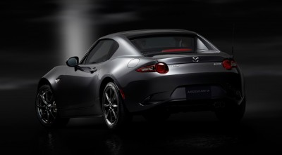 Mazda MX 5 RF 2017 Roof Photo HD
