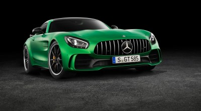 Mercedes AMG GT R 2017 wallpapers