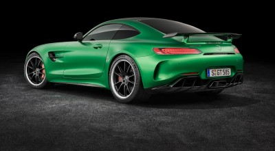 Picture of Mercedes AMG GT R 2017 desktop