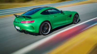 Mercedes AMG GT R 2017 Back Light