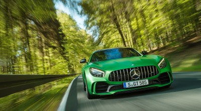 Mercedes AMG GT R 2017 Best View 4k