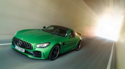 Mercedes AMG GT R 2017 Motion 1080p HQ