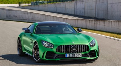 Mercedes AMG GT R 2017 Race image new 2016