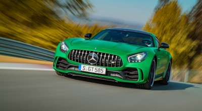 Mercedes AMG GT R 2017 Symbol Awesome