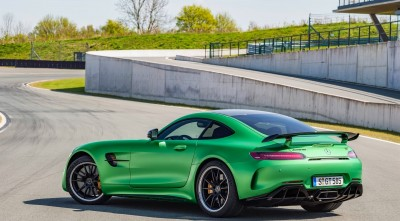 Mercedes AMG GT R 2017 Wheels
