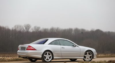 pictures of Mercedes-Benz CL 63 AMG 2001 full HD