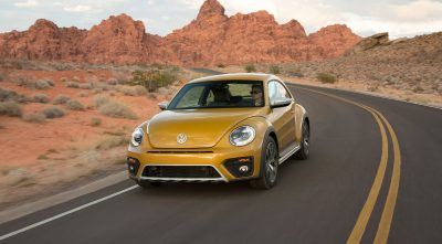 Volkswagen Beetle Dune 2017 wallpapers
