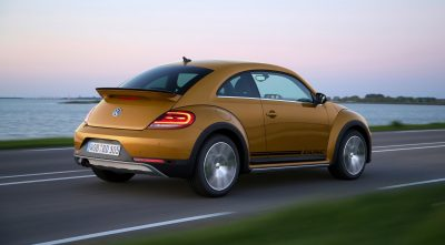 Volkswagen Beetle Dune 2017 speed photo