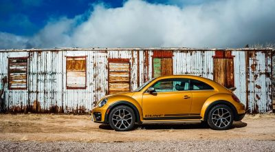 Volkswagen Beetle Dune 2017 wheels