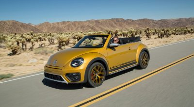 Volkswagen Beetle Dune Convertible 2016 wallpapers