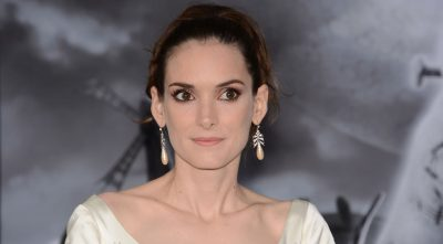 Winona Ryder earrings