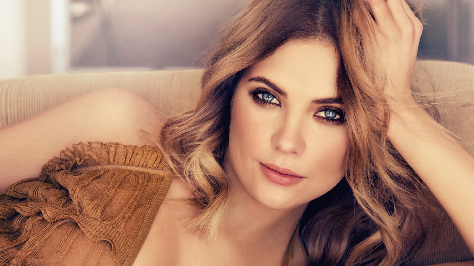 Ashley Benson pictures new, makeup