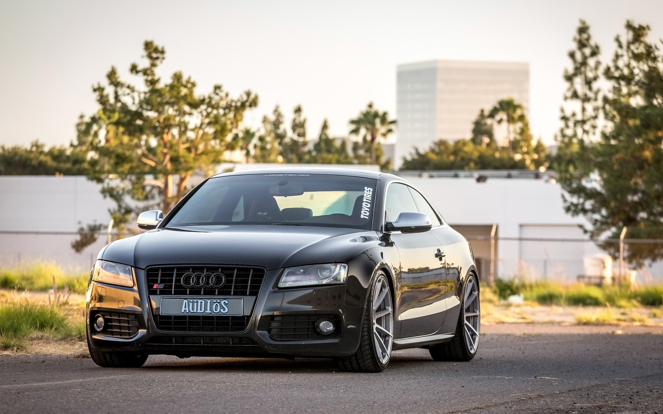Audi B8 S5 2016 Wallpapers Hd Black Tuning High Quality