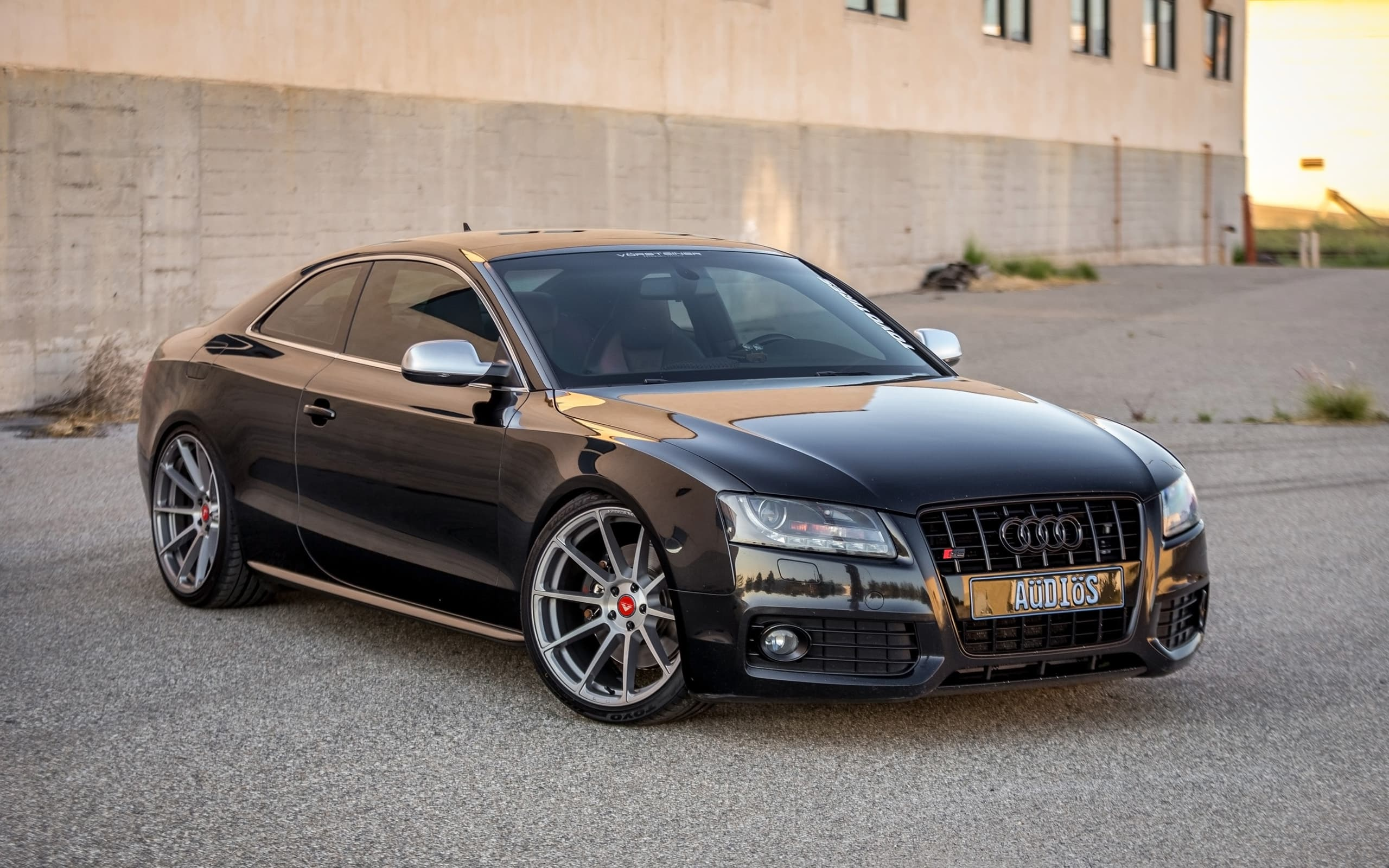 audi b8 s5 2016 wallpapers hd black tuning high quality. Black Bedroom Furniture Sets. Home Design Ideas
