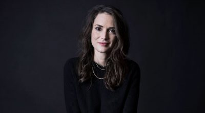 HD beautiful Winona Ryder wallpaper