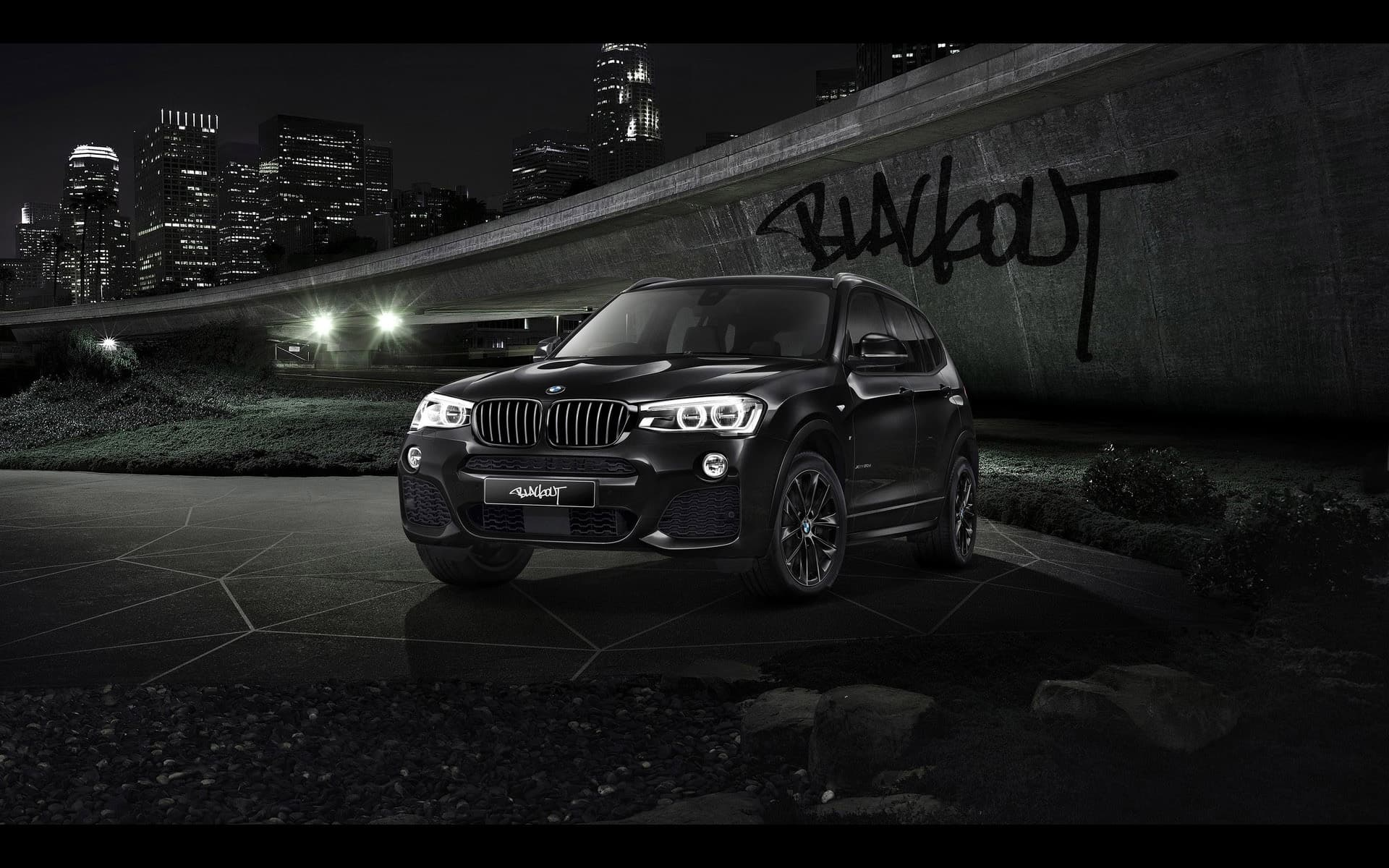 BMW X3 2017 Black Edition High Quality