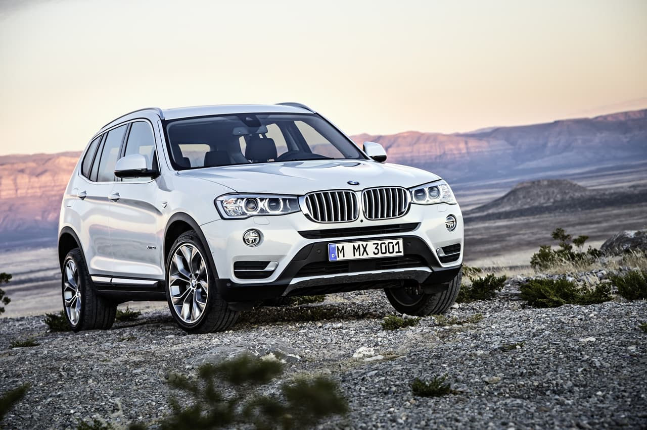 BMW X3 2017 Headlight